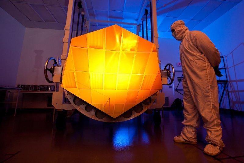 James Webb Space Telescope mirror segment