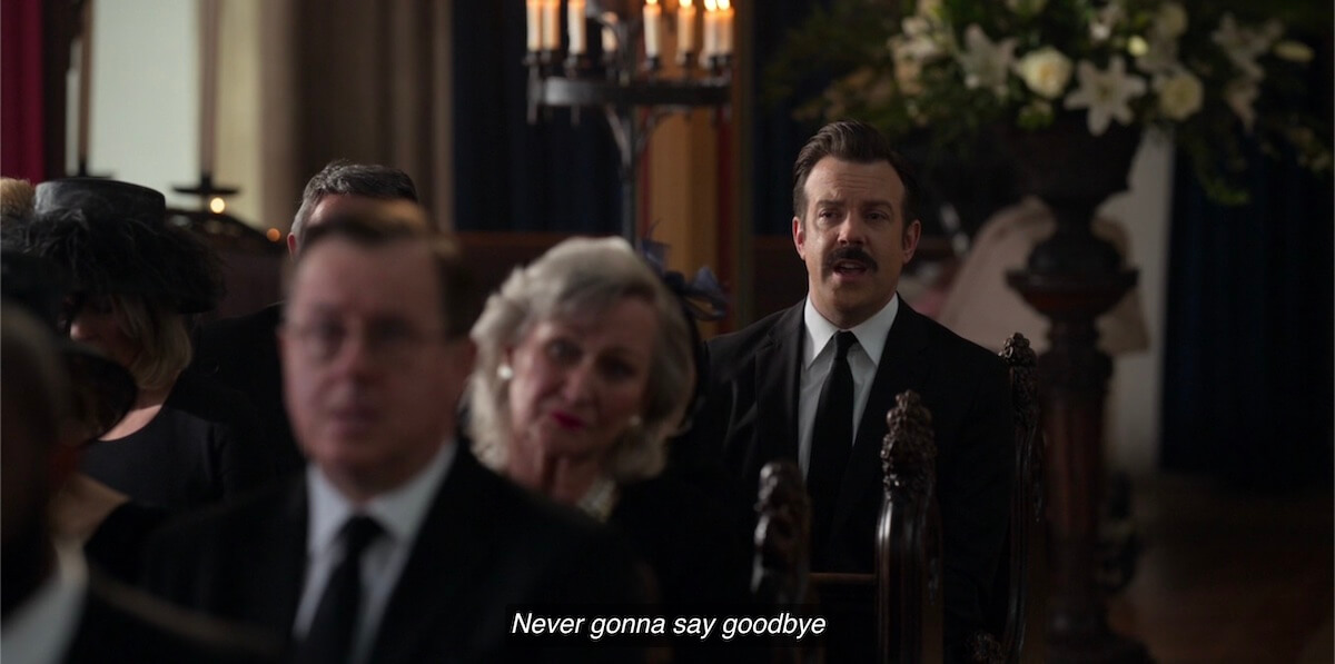 Ted Lasso No Weddings and a Funeral 16
